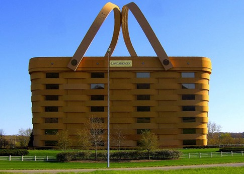 12. The Basket Building (Ohio, EE.UU.)