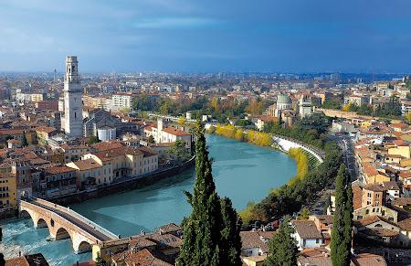 Imagini Italia: Panorma Verona