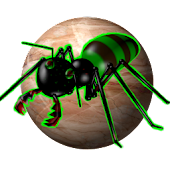 3D Zombie Ant Smasher Ball
