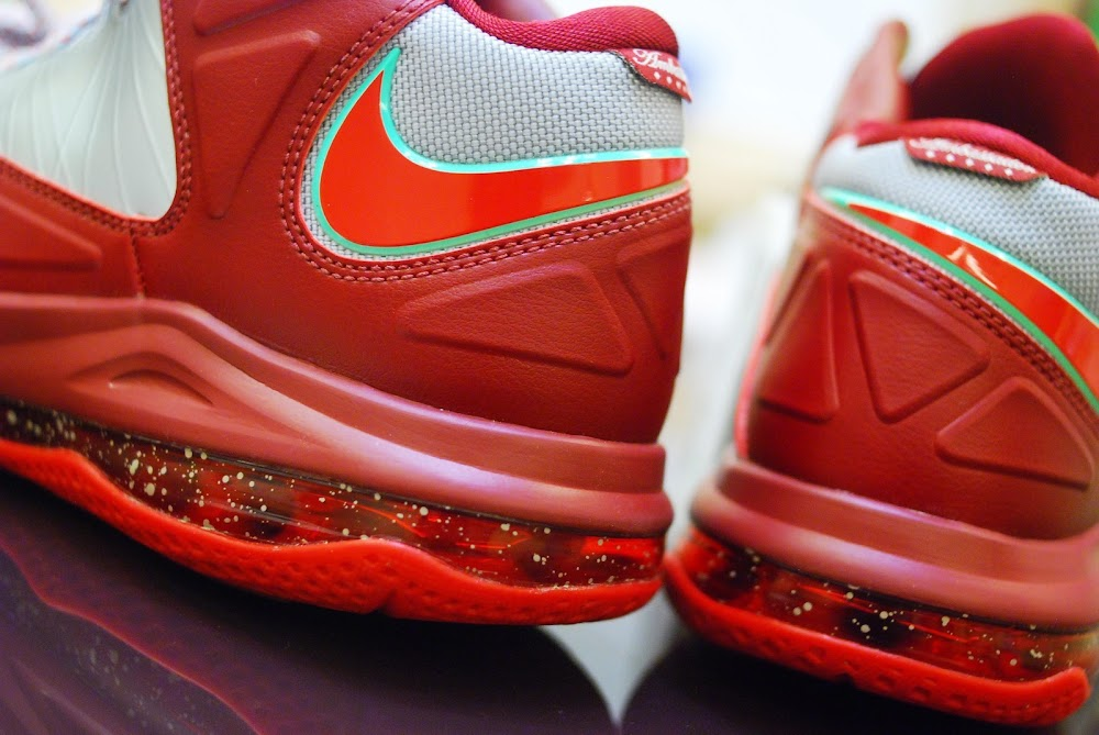 separation shoes 9df47 e08e2 Nike Air Max Ambassador V 5 Unreleased Christmas Sample ...
