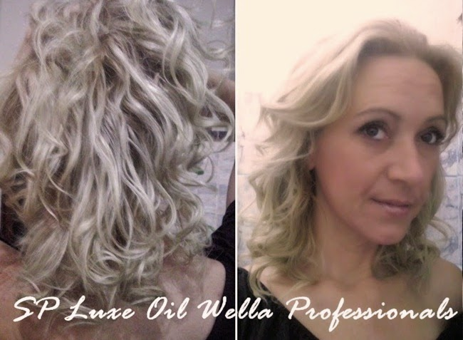 SP Luxe Oil Wella