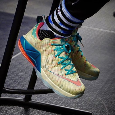 separation shoes 9a3e3 bcf51 lebronold palmer   NIKE LEBRON - LeBron James Shoes