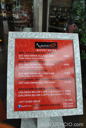 buffet 101 mall of asia dencio com rh dencio com