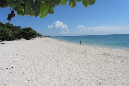 Plaje Cuba: Plaja Ancon langa Trinidad