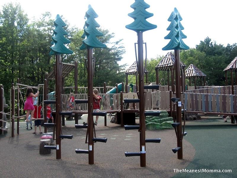 Chessie S Big Backyard Playground Lee District Park