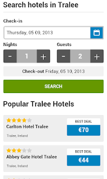 Hotels in Tralee