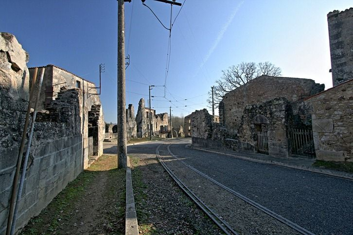 Oradour Street 1 HDR