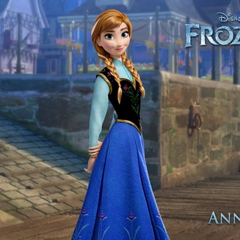 "Get to Know the Characters from Disney's ""Frozen"""