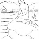 Denmark Coloring Pages | 160x160