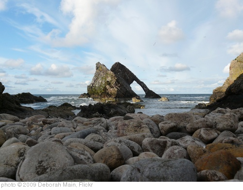 'Bow Fiddle Rock' photo (c) 2009, Deborah Main - license: http://creativecommons.org/licenses/by/2.0/