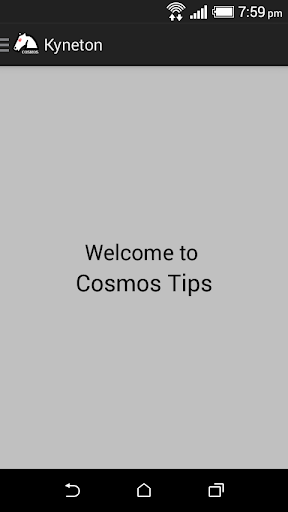 Cosmos Racing Tips