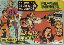 P00029 - Heroes Modernos Serie B