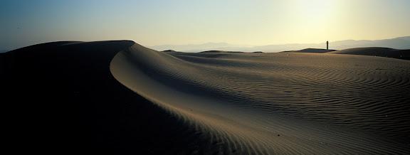 Dunes i far del Fangar, Delta de l'Ebre, Parc NaturalDeltebre, Baix Ebre, Tarragona2001.07