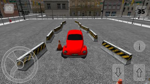 【免費模擬App】甲壳虫汽车停车-APP點子