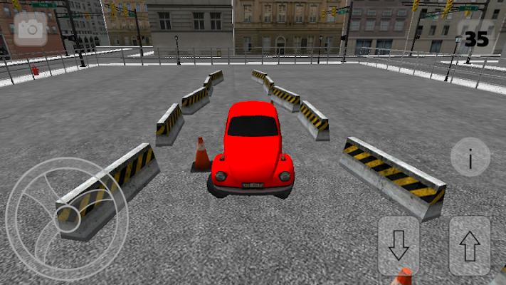 BEETLE CAR PARKING SIMULATOR - screenshot