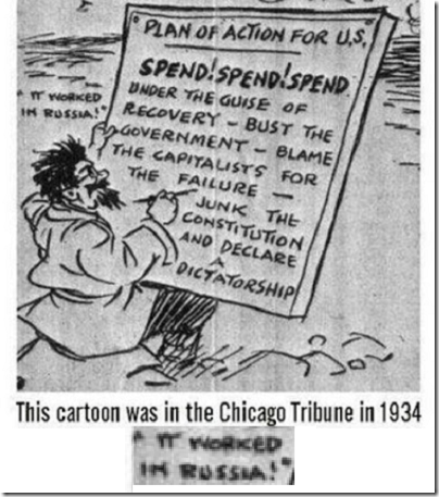 Chicago Tribune 1934
