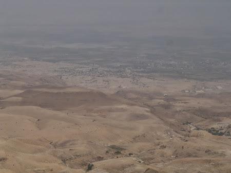 Orasul Ierihon in Palestina