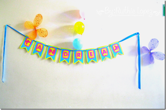 Bautizo - 1st Birthday Butterfly Themed - Butterfly Candy Bar - Baptism - Ruthie Lopez 9