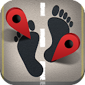 Log My Moves - GPS Logger icon
