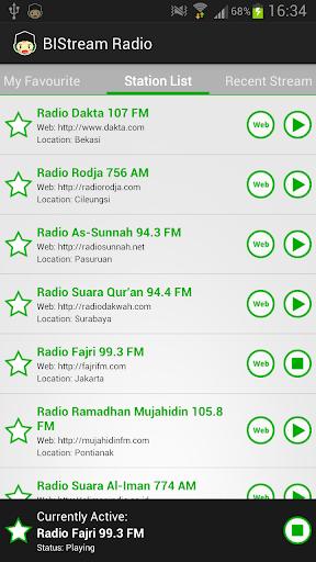BIStream Radio