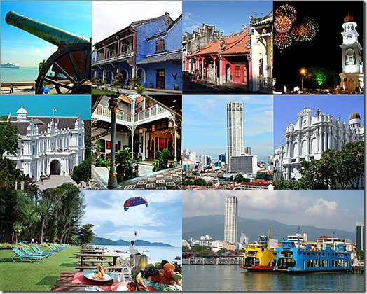 Penang-attractions