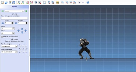 Fighter Factory - Character Editor for MUGEN Games