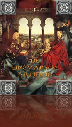 De Linguarum Artificio Cover
