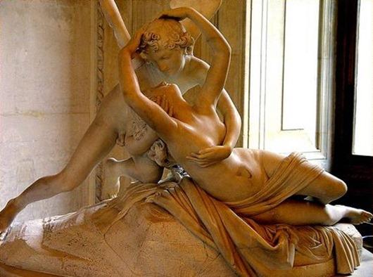 Скульптура. Лувр.