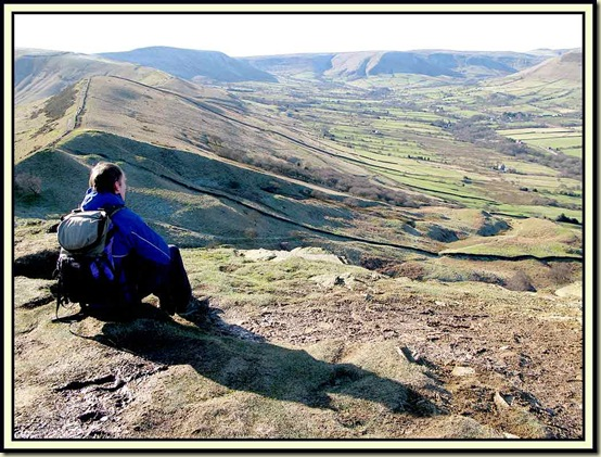 Above the Vale of Edale
