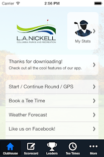 L.A. Nickell Golf Course- screenshot thumbnail