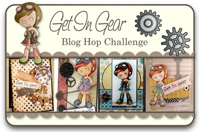 Get In Gear Blog Hop Challenge