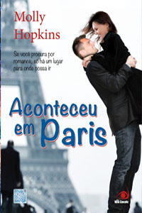 Aconteceu em Paris, por Molly Hopkins