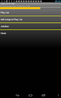 Screenshot of Jukebox for SD CARD