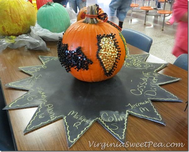 MMS Pumpkin Owl Side