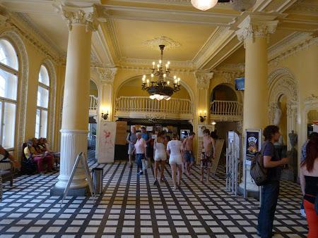 4.Spa Budapesta:Szechenyi