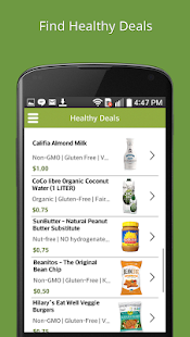 BerryCart - Healthy Coupons- screenshot thumbnail
