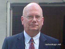 James Entwistle, Ambassadeur des USA en RDC