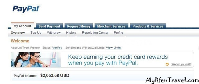 Paypal Withdraw 1