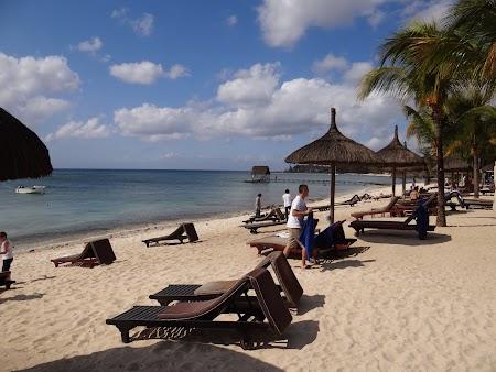 Plaja Le Meridien