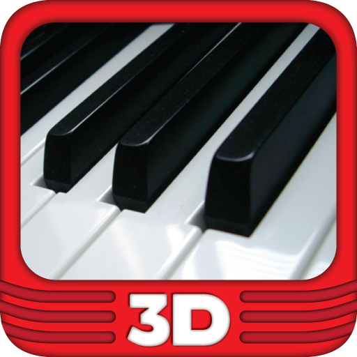 Real Piano 3D LOGO-APP點子