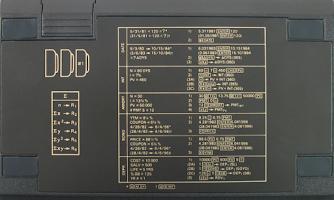 Screenshot of 12C GOLD