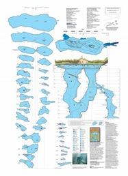Mapa Lagoa Misteriosa. Clique para ampliar