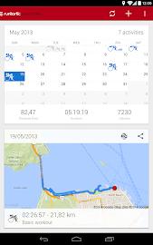 Runtastic Road Bike Tracker Screenshot 14