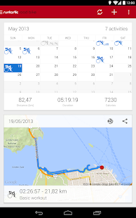 Runtastic Road Bike Tracker Screenshot 18