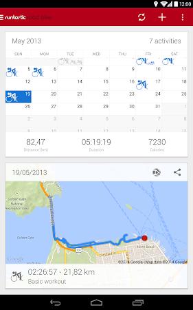 Runtastic Road Bike Tracker 2.2.1 screenshot 37463