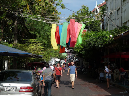 Imagini Khao San: Soi Rambuttri Bangkok