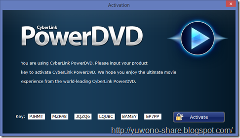 cyberlink powerdvd 15 ultra keygen mac