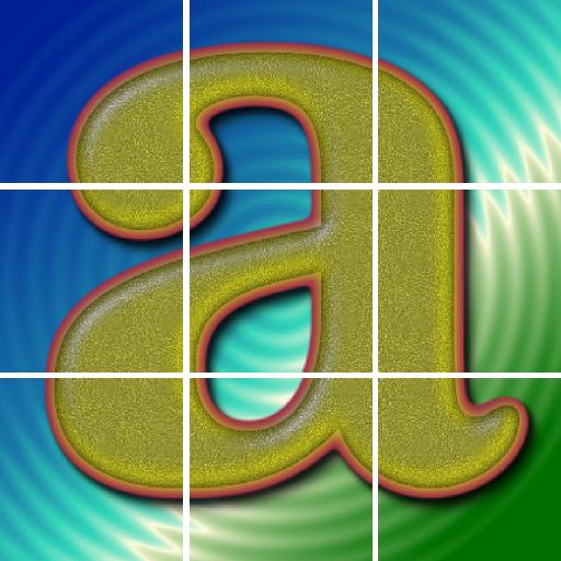 SquareRoll - Alphabet 解謎 App LOGO-APP開箱王