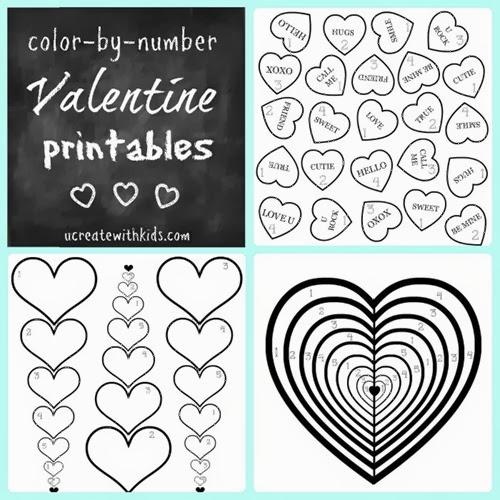 valentine s day classroom printables. Black Bedroom Furniture Sets. Home Design Ideas