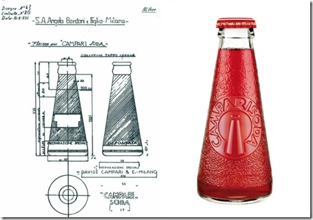 Campari soda design